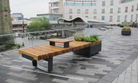 Banci parc si gradina - Mobilier urban