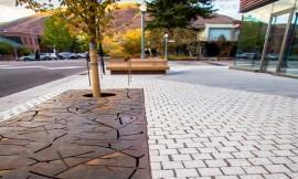 Grilaje de protectie pentru copaci - Mobilier urban
