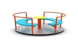Carusele - Locuri de joaca pentru copii