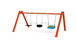 Leagane - Locuri de joaca pentru copii