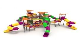 Ansambluri de joaca interactive - Locuri de joaca pentru copii