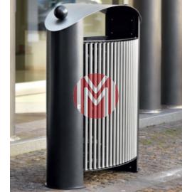 Cos gunoi stradal metalic C04