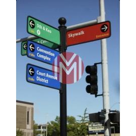 Indicator directionare stradala IS01